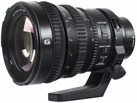 Sony FE PZ 28-135mm F4 Zoom Lens