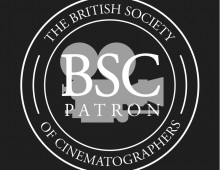 Shift 4 becomes Patron of the British Society of Cinematographers