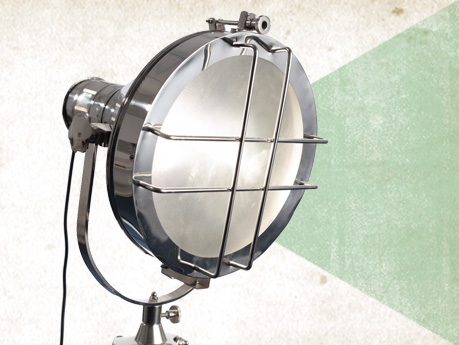 Nautical Cone Searchlight