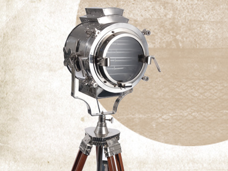 Nautical Searchlight