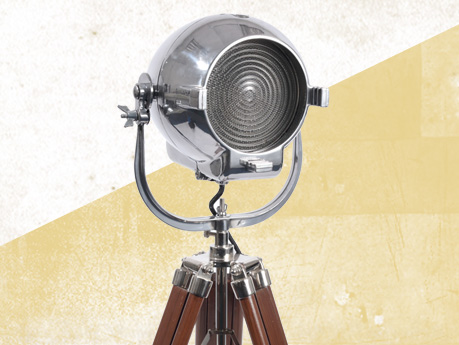 Strand Electric Patt 123 Stage Light