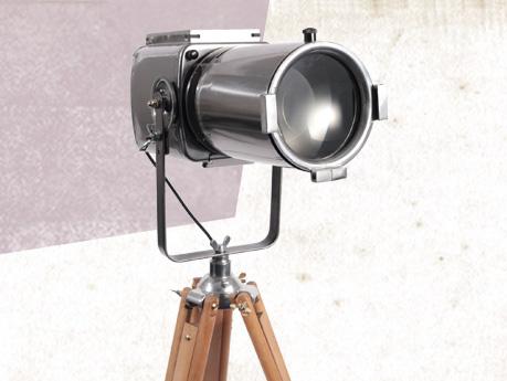 Strand Electric Spotlight 763