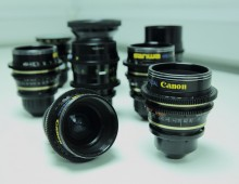 Our Canon K35 Prime Lenses