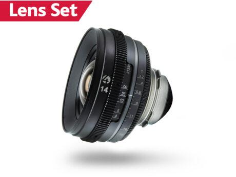 Canon K35 Prime Lenses – Extended Set