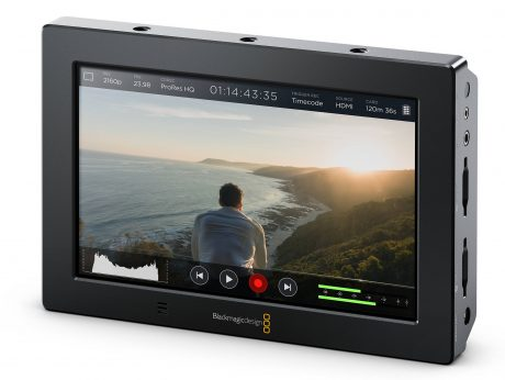 Blackmagic Video Assist 4K Monitor/Recorder