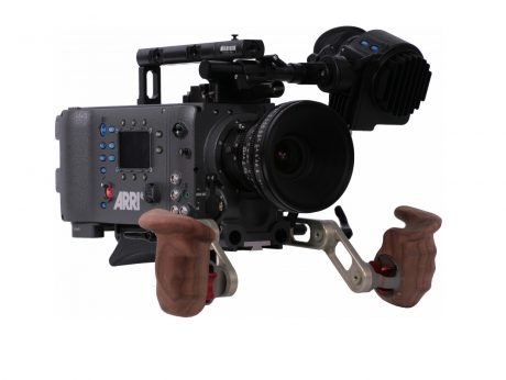 Vocas Wooden Handgrip for ARRI Cameras