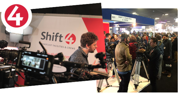 Shift 4 at the BSC Expo