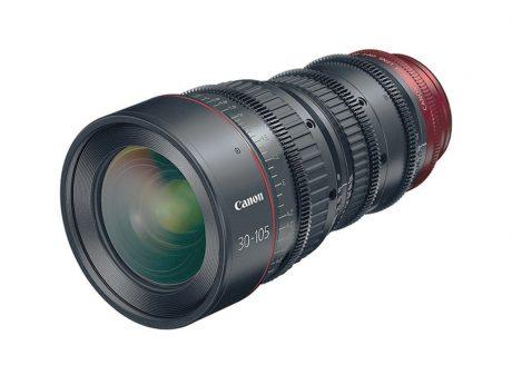 Canon CN-E 30-105mm PL T2.8 Zoom Lens