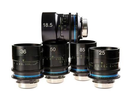 Celere HS Prime Lens Set