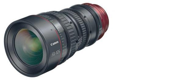 Canon PL CN-E 30-105mm T2.8 Zoom Lens