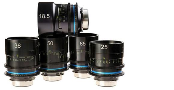 Celere HS Prime Lenses