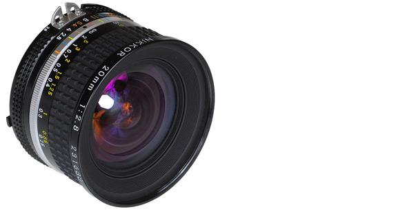 Nikkor AI EF Prime Lenses
