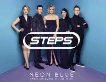 "STEPS ""NEON BLUE"" MUSIC VIDEO"