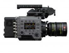 Sony's new camera: the VENICE