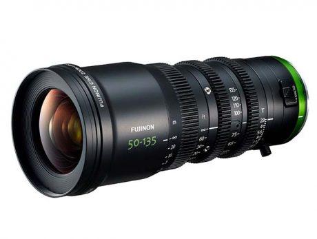 Fujinon MK 50-135mm T2.9 Zoom Lens