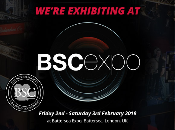 We're exhibiting at BSC Expo 2018