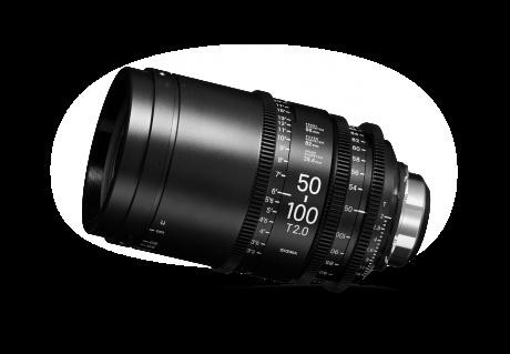 SIGMA 50-100mm PL T2 Zoom Lens