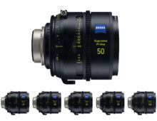 Zeiss Supreme Full Frame Primes