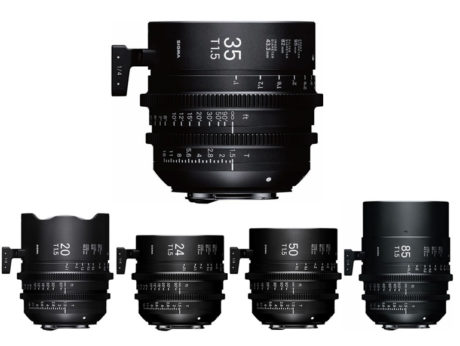 Sigma FF High Speed Primes