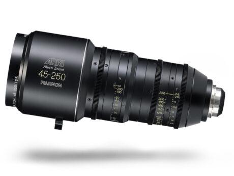 ARRI Alura 45-250mm T2.6 Zoom