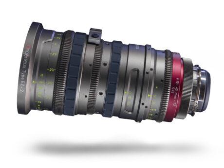Angenieux EZ2 22-60mm T3 – FF/VV