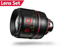 Angenieux Optimo Primes – Lens Set