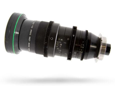 Canon 8-64mm T2.4 Super16