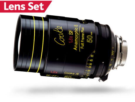 Cooke Anamorphic/i Full Frame SF *Special Flare*