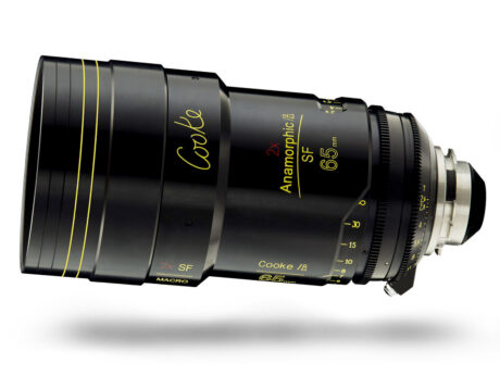 Cooke 65mm Macro Anamorphic/i Special Flare